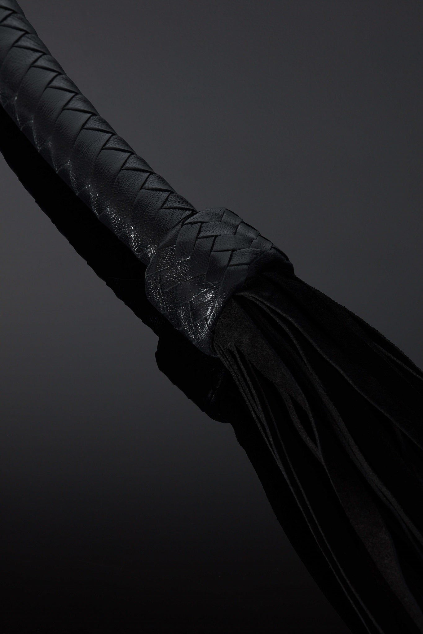 House of SXN Geminus Dual Headed Flogger 2