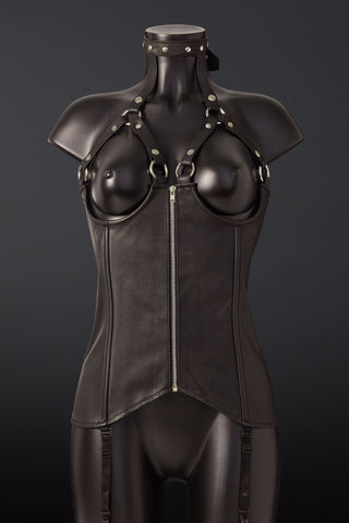 Leather Sense Domina Lingerie