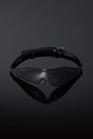 Copulata Luxury Leather Strapped Mask