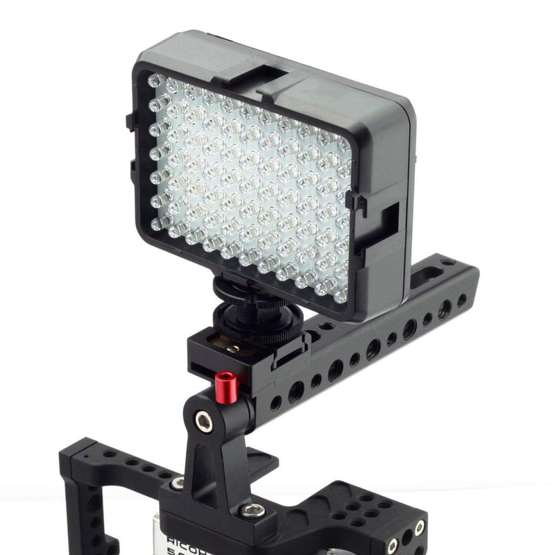 POWRIG camera accessories On-camera Monitor Quick Release Plate Adaptor