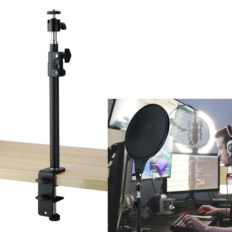POWRIG conference light gears Desk stand mount for video light and camera