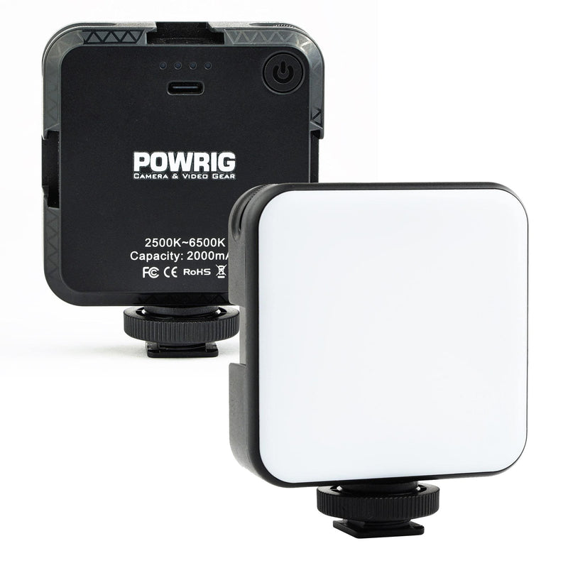 POWRIG conference light Video Conference Light Kit