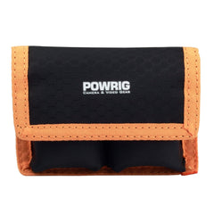 POWRIG power cable & cords POWRIG DSLR Camera Battery Pack/Case/Bag/Holder with 2 Pouches