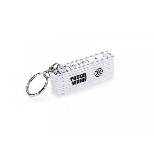 Volkswagen Key Tag Mini Folding Ruler