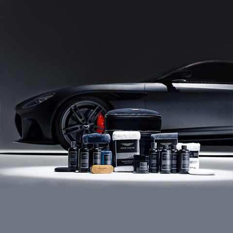 Aston Martin Clean and Care Kit