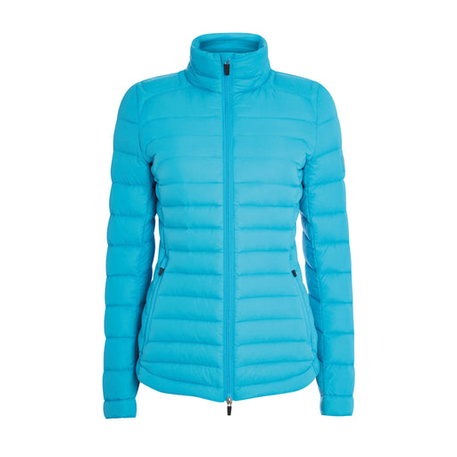 Bentley Ladies Down Jacket Kingfisher Blue - M