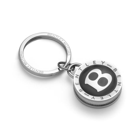 "Bentley ""B"" Key Ring"