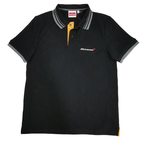 McLaren Black Sports Series Polo