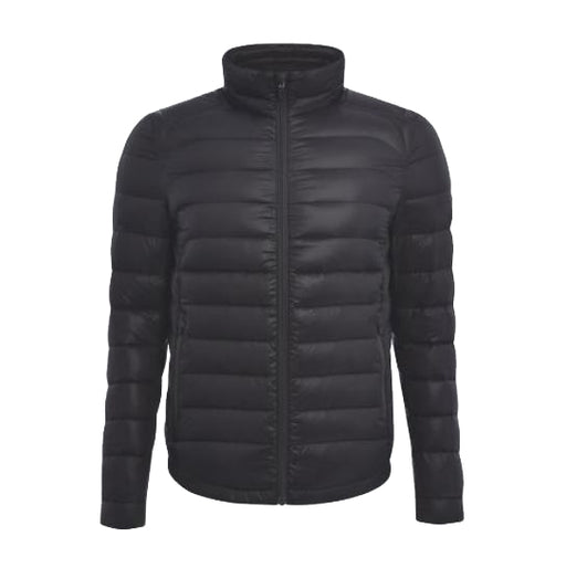 Bentley Men's Black Down Jacket - M