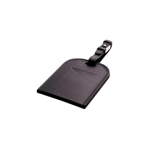 Luggage Tag (Black)