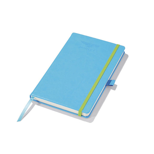 Bentley A5 Notebook (Blue)