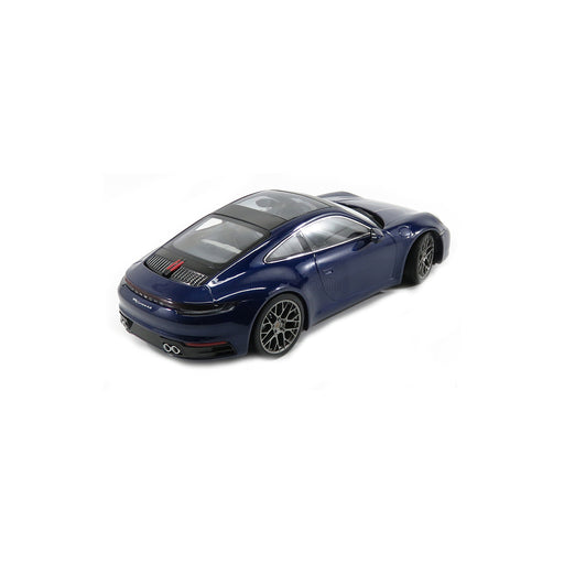 Model car 911 Midnight Blue