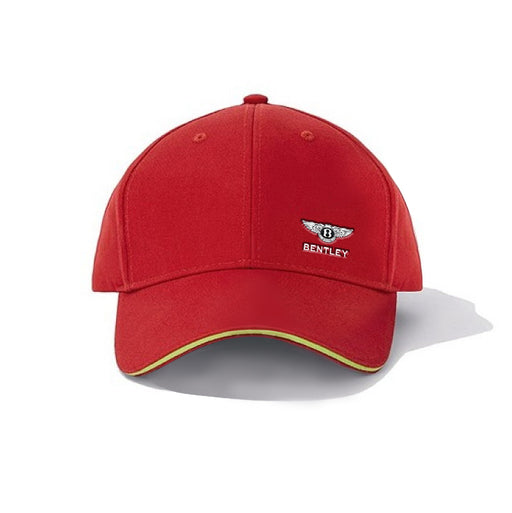 Bentley Cap (Red)