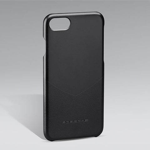 Porsche iPhone 8 Cover Black