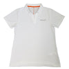 McLaren Ladies White Polo Shirt - Medium