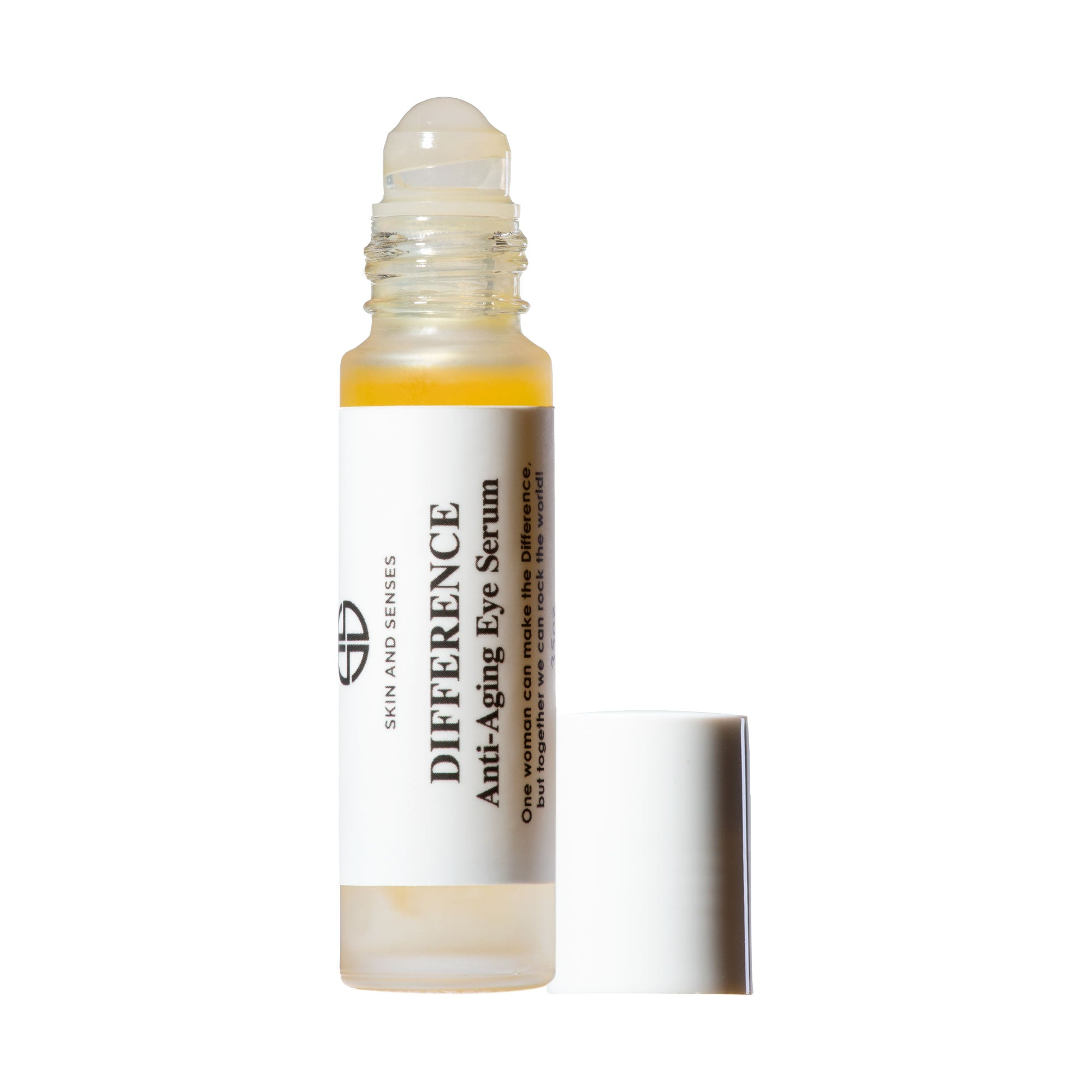 Anti-Aging Eye Oil With Rose Quartz Roller