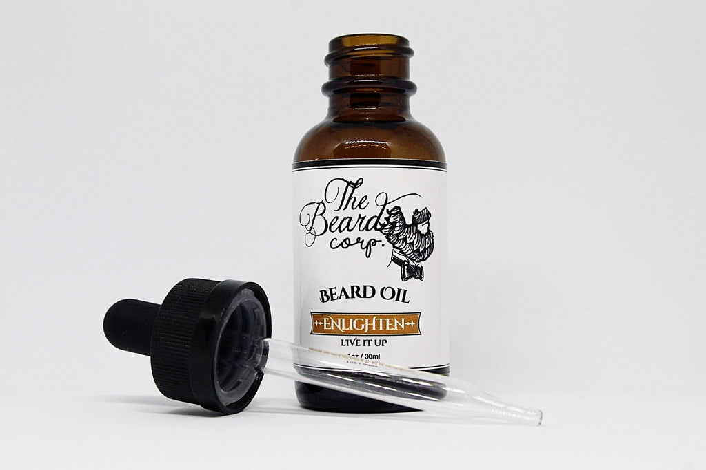 Enlighten Beard Oil