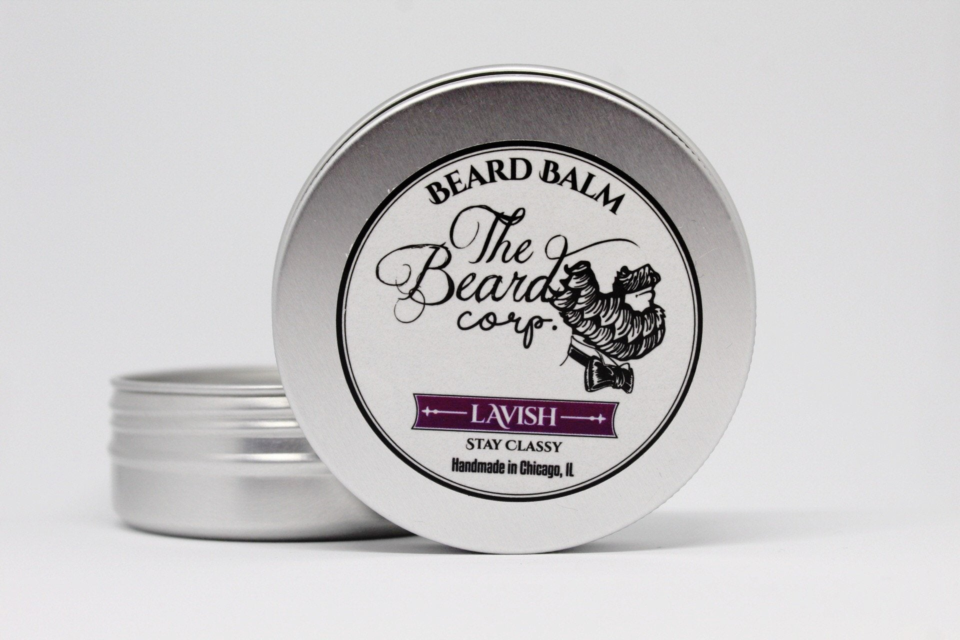 Lavish Beard and Mustache Balm