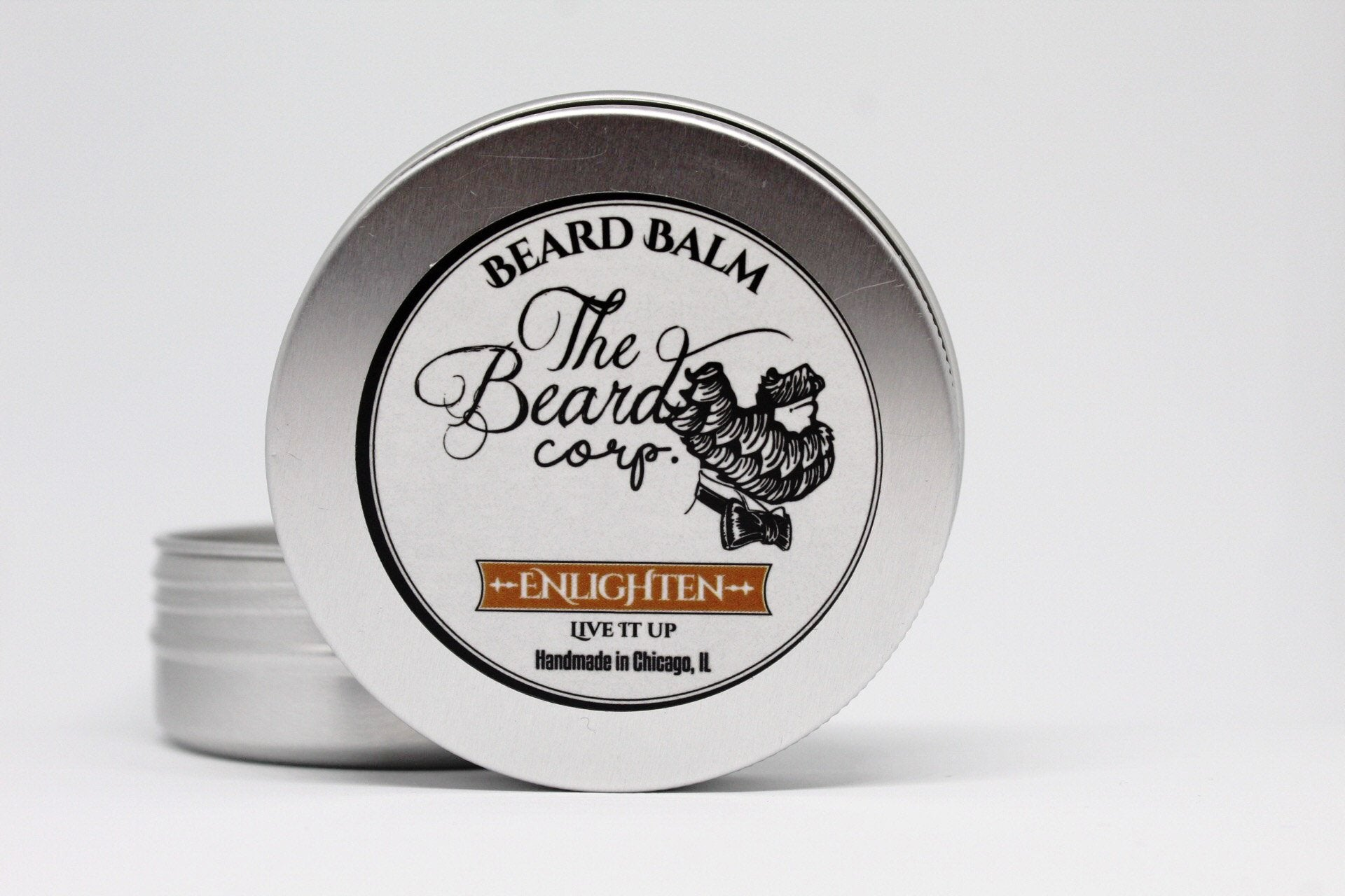 Enlighten Beard and Mustache Balm