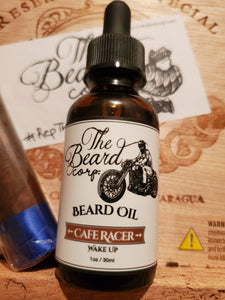 Cafe Racer Beard Oil