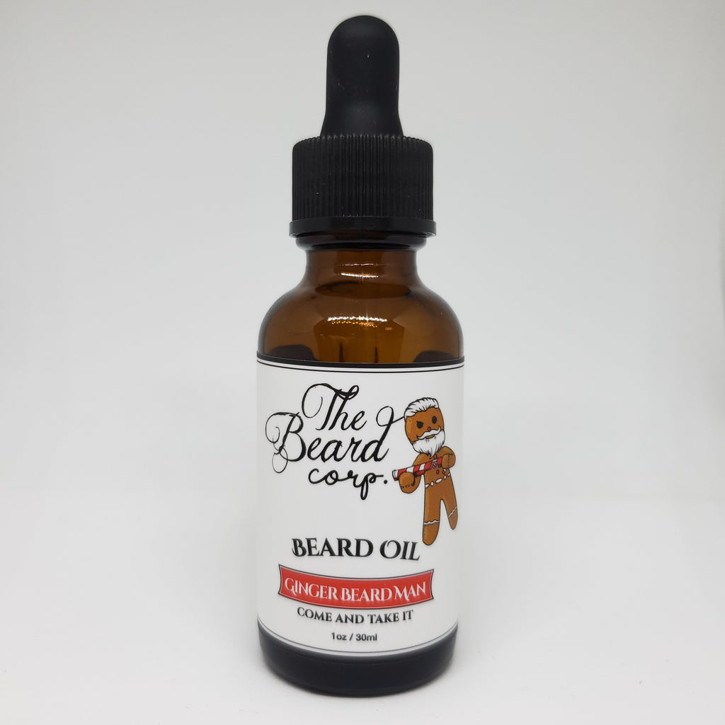 GingerBeard Man Beard Oil