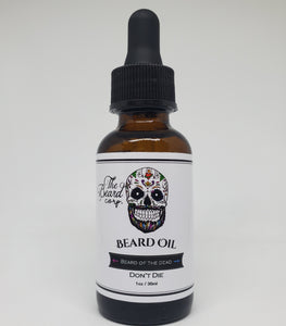 The Beard of the Dead Oil