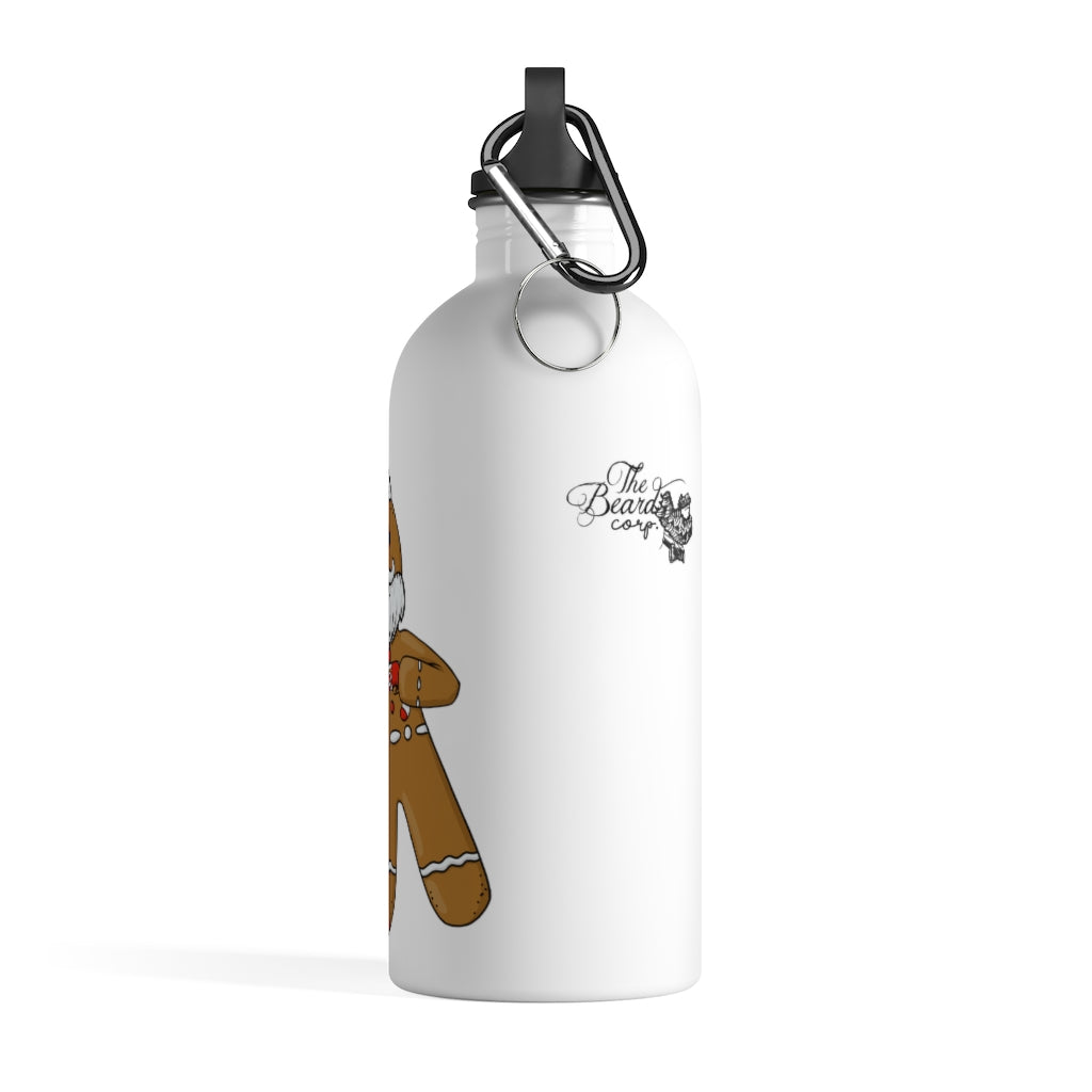 GingerBeard Stainless Steel Water Bottle