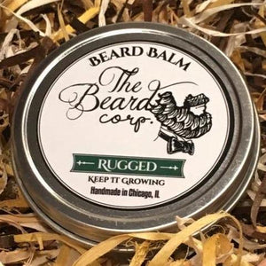 Rugged Beard and Mustache Balm