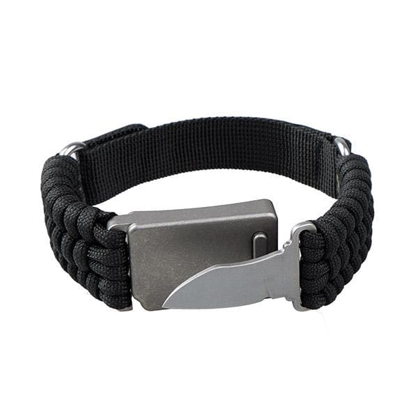 EK20S Bracelet Titanium Buckle Knife with Sheath