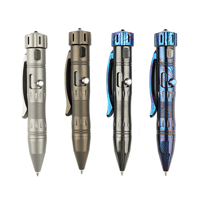 MecArmy TPX10 Titanium Bolt Action Tactical Pen