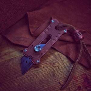 EK16 Copper Utility Knife