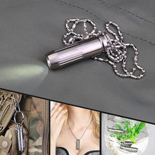 MecArmy BL43 USB Rechargeable Titanium Mini Keychain Flashlight