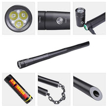 MecArmy FNC11 Nunchakus USB rechargeable flashlight
