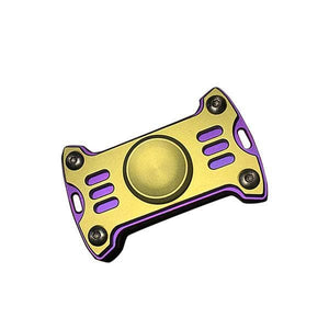 MecArmy GP1 Colorful Titanium Fidget Spinner