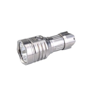 PT16-Ti USB Rechargeable 1200 Lumens Titanium EDC Flashlight