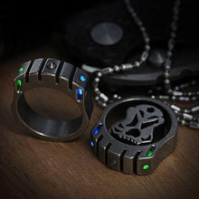 MecArmy SKF2T Titanium Tactical Ring