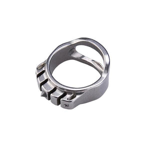 MecArmy SKF3T Titanium Tactical Ring and Bottle Opener
