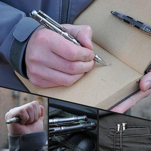 MecArmy TPX33 Titanium Tactical Pen