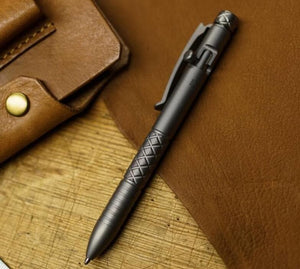 MecArmy TPX15 Titanium Bolt Action Tactical Pen
