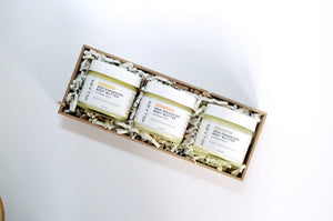 Body Butter Trio - Gift Set
