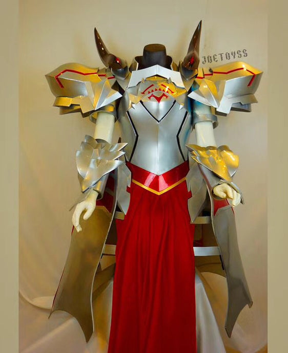Fate Mordred Cosplay Armor