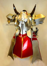 The armor of Mordred from Fate