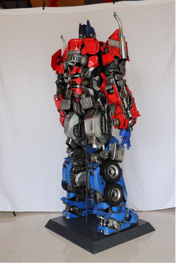 optimus prime cosplay armor