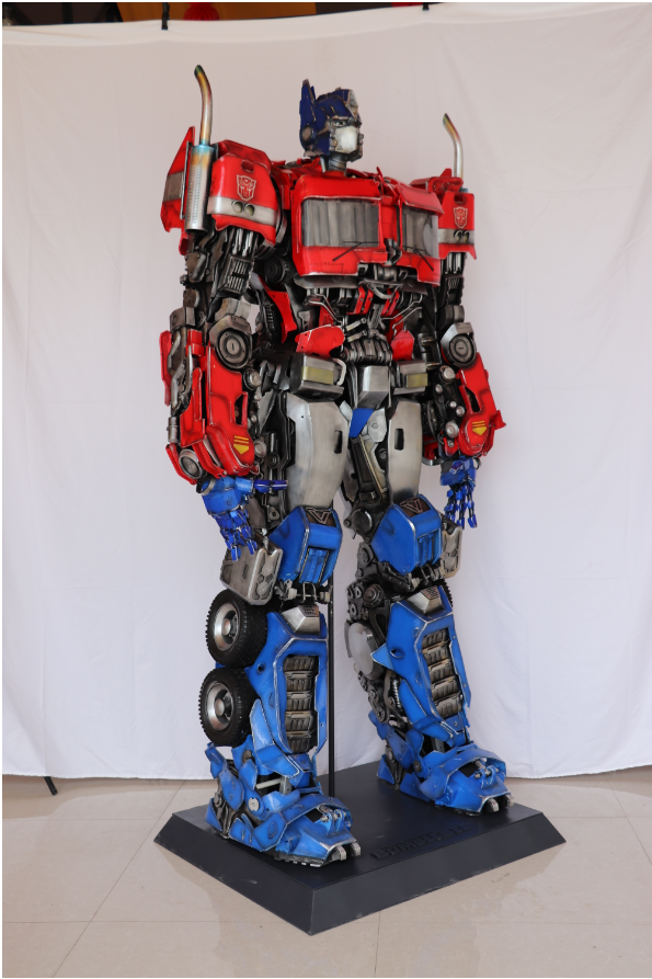 movie accurate optimus armor