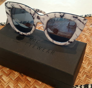 ROC Eyewear Pumped up marble