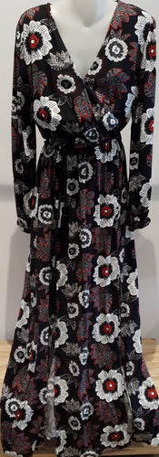 Bo Ho  blossom maxi dress