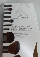 Eco Sonya superior vegan brush collection