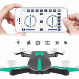 Foldable Nano Drone JY018 With Wifi Camera
