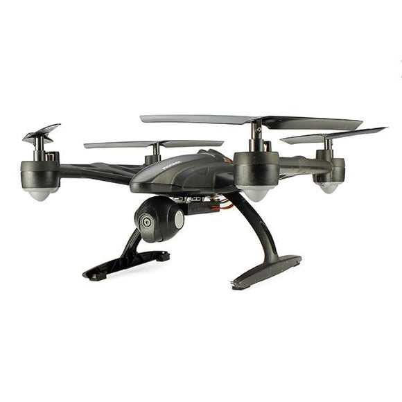 Black JXD 509G Drone with HD Camera 5.8G