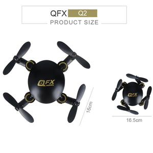 Foldable Selfie Drone with HD Camera